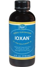 IOXAN All Natural Herbal Gum Massage